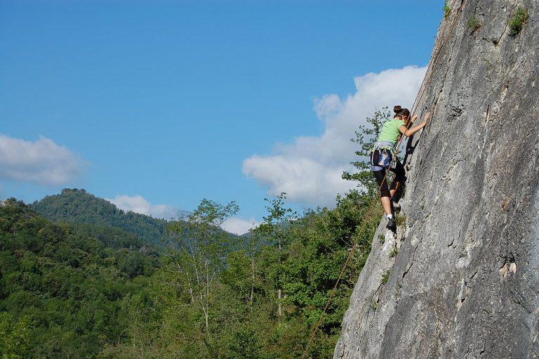 Escalade en Ariège