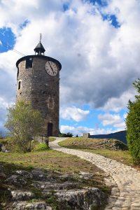Clock Tower Tarascon-sur-Ariège