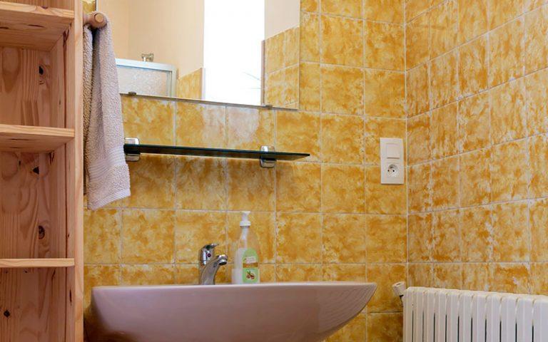 Salle de bain, RDC