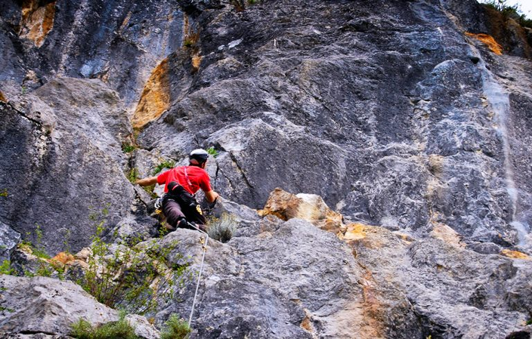 Rock Climbing Holiday