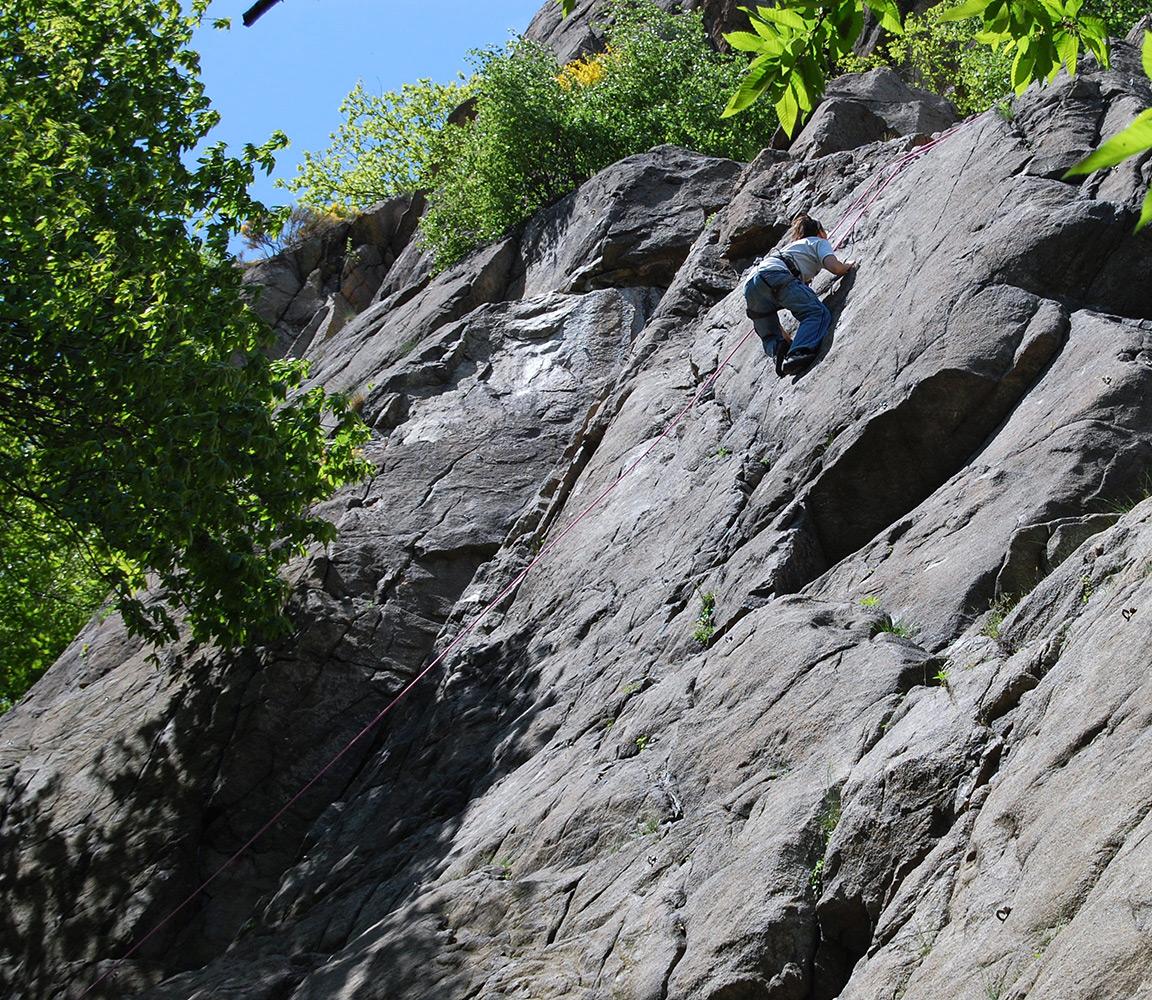 Auzat Climbing