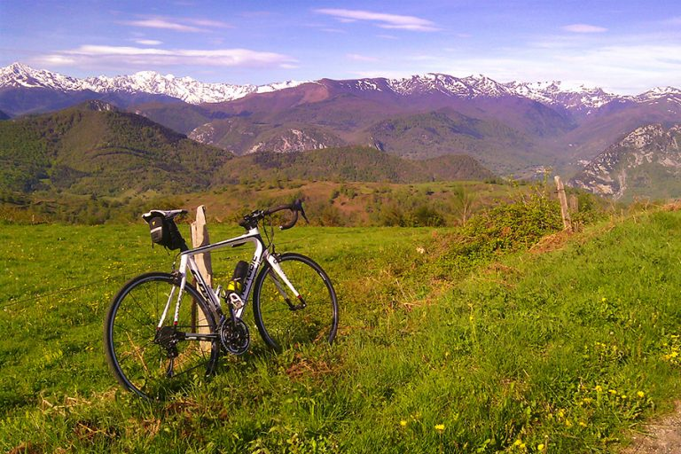 Cycling & The local landscape
